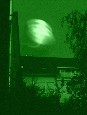 UFO Nachtaufnahme, Todays UFO Videos, UFOs