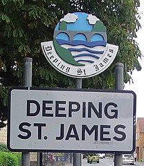 Deeping St. James
