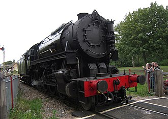 USATC S160 Class - 6046 at Orton Mere station