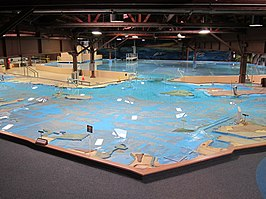 U.S. Army Corps of Engineers Bay Model