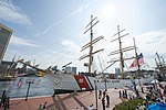 USCGC Eagle visits Baltimore 140911-N-NU634-112.jpg