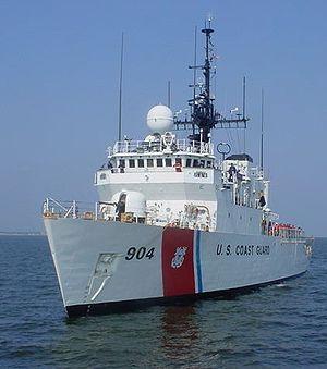 USCGC Northland WMEC-904