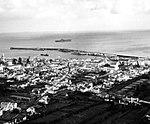 USS Antietam (CVS-36) off Ponta Delgada (Azores), in early 1955 (80-G-664872).jpg
