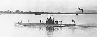 USS <i>F-2</i> (SS-21) United States Navy submarine which served during World War I
