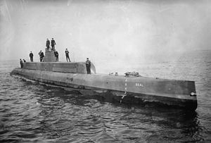 USS G-1 (SS-19½) - USS G-1