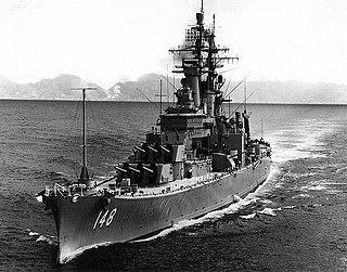 USS <i>Newport News</i> (CA-148)