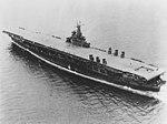 USS Ranger (CV-4) underway in Hampton Roads on 18 August 1942 (80-G-10783).jpg