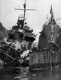 USS Selfridge and OBannon damaged Oct 1943.JPG
