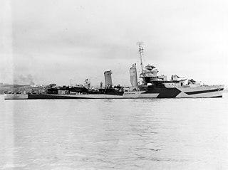 USS <i>Smith</i> (DD-378) WWII US destroyer
