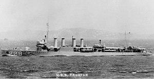 USSTruxtun(DD-229)
