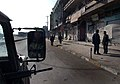 US Navy 050121-N-1810F-321 U.S. Navy Seabees assigned to Naval Mobile Construction Battalion Twenty Three (NMCB 23) patrol the streets of Fallujah, in the days leading up to Iraq's historic democratic elections.jpg