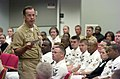 US Navy 050726-N-0295M-001 Chief of Naval Operations Adm. Mike Mullen conducts an all hands call.jpg