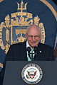 US Navy 060526-N-2383B-270 Vice President Dick Cheney delivers the commencement address to nine hundred-eighty Midshipmen.jpg
