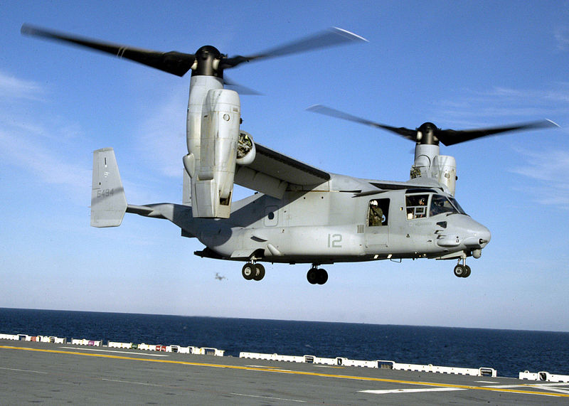 File:US Navy 061206-N-0458E-076 A U.S. Marine Corps V-22 Osprey helicopter practices touch and go landings on the flight deck of the multipurpose amphibious assault ship USS Wasp (LHD 1).jpg