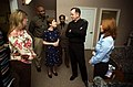 US Navy 061214-N-0696M-196 Chief of Naval Operations (CNO) Adm. Mike Mullen speaks with employees at the Fleet ^ Family Support Center at Naval Air Station Joint Reserve Base New Orleans.jpg