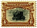 US stamp 1901 Pan Am 4c Automobile.jpg