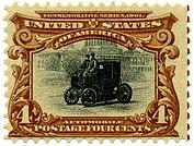 Automobile, 4¢