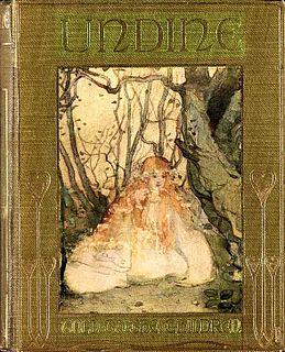 <i>Undine</i> (novella) novella by Friedrich de la Motte Fouqué