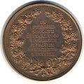 Ungarn Bronzemedaille 1813 Martin Kovachich (Rueckseite).jpg