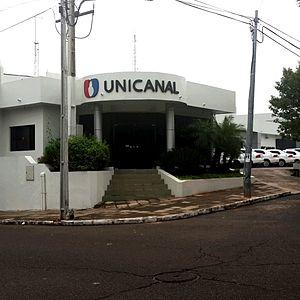 Unicanal - Image: Unicanal hub