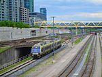 Union Pearson Express, looking west, from Spadina, 2017 05 27 -c (34126051843).jpg