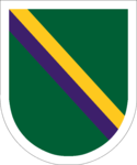 United States Army Civil Affairs and Psychological Operations Command (USACAPOC) beret flash.png