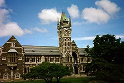 University of Otago Clocktower 2003.jpg