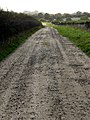 Unsurfaced road to The Moor - geograph.org.uk - 608619.jpg