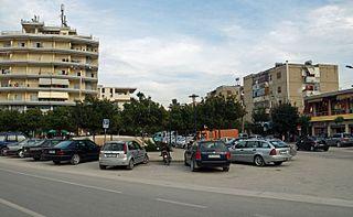 Dimal, Albania Municipality in Berat, Albania