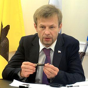 Yevgeny Urlashov - Image: Urlashov