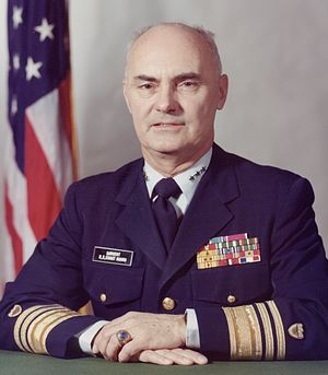 Thomas R. Sargent III - Image: VADM Thos R Sargent III