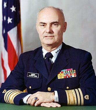 Thomas R. Sargent III - Image: VADM Thos R Sargent III