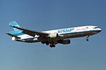 """VASP McDonnell Douglas MD-11 PP-SFD """"Nossa Senhora Aparecida"""" (22019798594).jpg"""