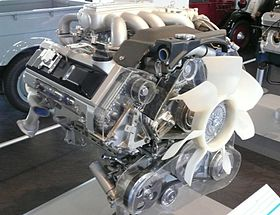 nissan vh engine wikipedia rh en wikipedia org Nissan Schematic Diagram Nissan Wiring Harness Diagram
