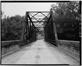 VIEW FACING WEST - Indian Ford Bridge, London Mills, Fulton County, IL HAER ILL,29-LONMI.V,1-3.tif
