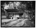 VIEW OF FRONT LOOKING NORTH - 830 Short Bewick Street (House), Waycross, Ware County, GA HABS GA-2227-1.tif