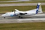 VLM Airlines, OO-VLI, Fokker F50 (40107568162).jpg