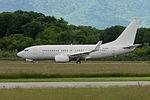 VP-BOP Boeing B737-73W BBJ B737 (18664771640).jpg