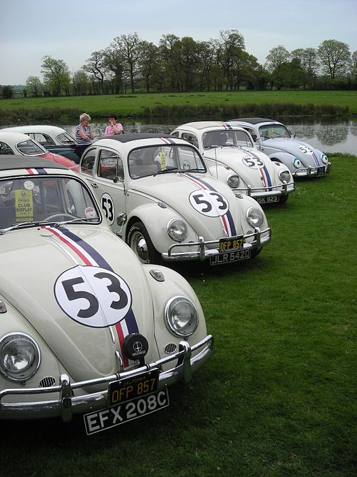 Without Doubt One Of The Coolest Cars On Film, The Little VW Beetle With A  Life Of Its Own Was A Real Character, Uniting Estranged Couples, Saving  Homes And ...