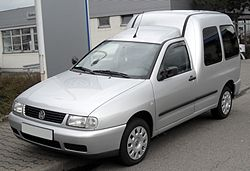 VW Caddy (9KV)