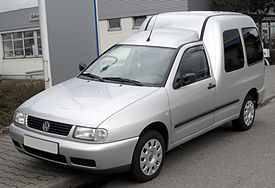 VW Caddy II front 20090329.jpg