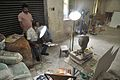 Vallabhbhai Jhaverbhai Patel Bust in Progress - Kolkata 2016-08-25 6168.JPG