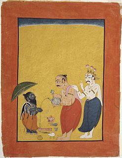 Vamana Dwarf avatar of Vishnu