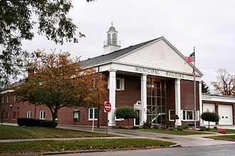 Van Wert, Ohio - Municipal Building.