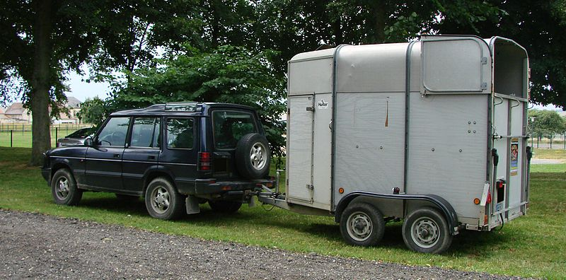 Some Horse Trailer Towing Reminders