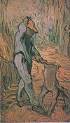 Van Gogh - Der Holzhacker (nach Millet).jpeg
