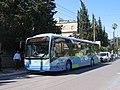 Van Hool A330T trolleybus in Lecce.jpg