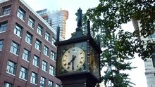 Fitxer:Vancouver Gastown steam clock chiming.webm