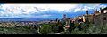 Veduta parziale di Assisi dalla Piazza San Chiara - panoramio.jpg