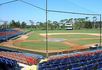 Holman Stadium (Vero Beach) - Holman Stadium in 2005
